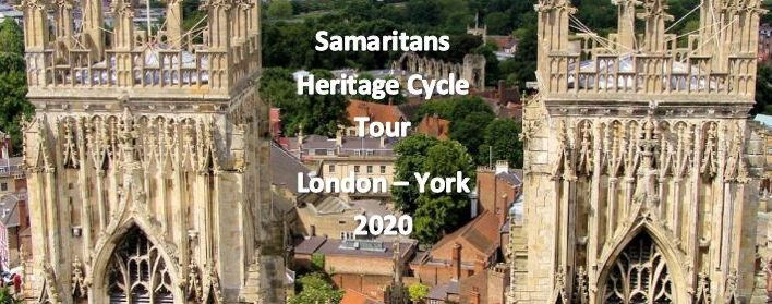 Samaritans Heritage Cycle Tour 2020